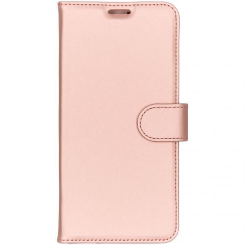 Wallet Softcase Booktype voor de OnePlus 7 Pro - Rosé Goud