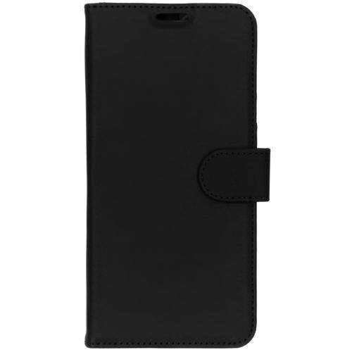 Wallet Softcase Booktype voor de OnePlus 7 Pro - Zwart
