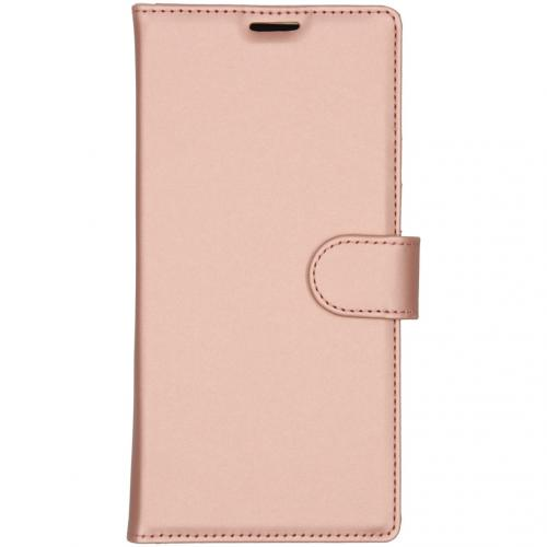 Wallet Softcase Booktype voor de Samsung Galaxy Note 10 Plus - Rosé Goud