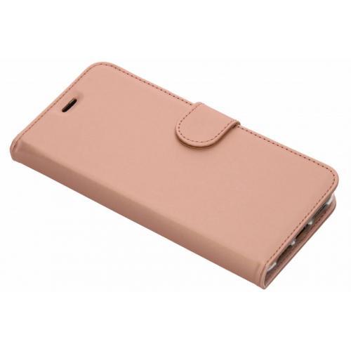 Wallet Softcase Booktype voor Huawei P20 Pro - Rosé goud