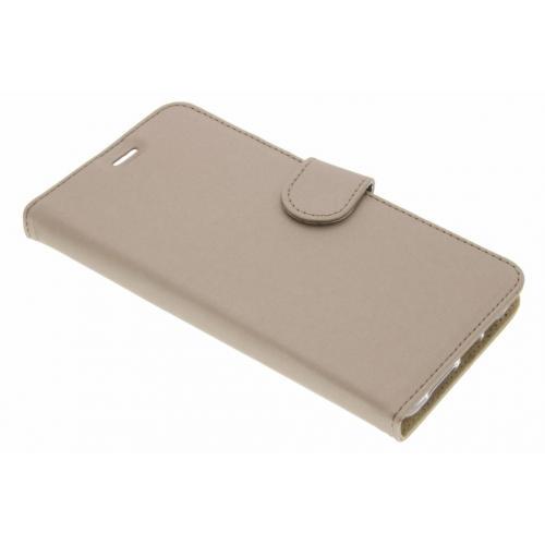 Wallet Softcase Booktype voor OnePlus 3 / 3T - Goud