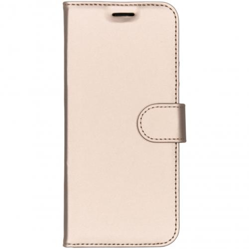 Wallet Softcase Booktype voor Samsung Galaxy S8 Plus - Goud