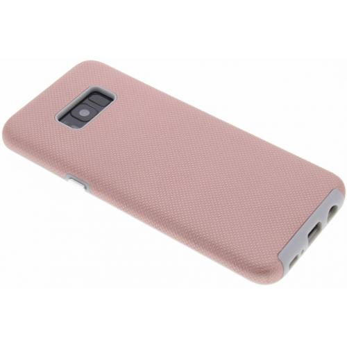 Xtreme Hardcase Backcover voor Samsung Galaxy S8 Plus - Rosé goud