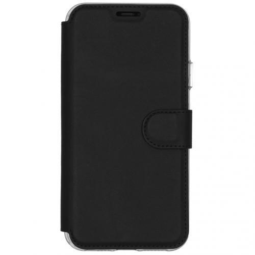 Xtreme Wallet Booktype voor de iPhone 11 Pro Max - Zwart
