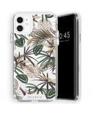 Zarya Fashion Extra Beschermende Backcover voor de iPhone 11 - Jungle Leaves