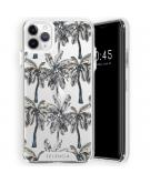 Zarya Fashion Extra Beschermende Backcover voor de iPhone 11 Pro Max - Palmtree