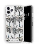 Zarya Fashion Extra Beschermende Backcover voor de iPhone 11 Pro - Palmtree