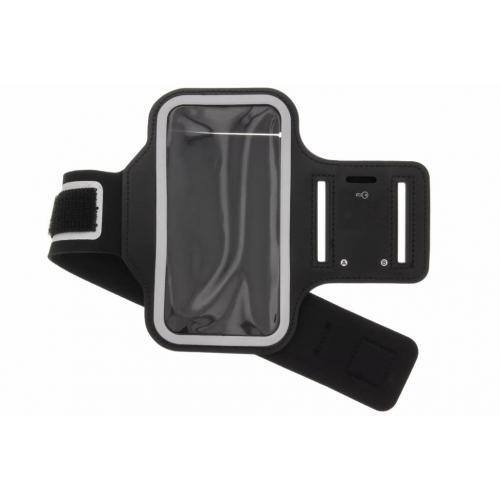 Zwarte sportarmband voor de OnePlus 6 / 6T