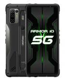 Ulefone Armor 10 5G IP68 IP69K Waterproof 6.67 inch 8GB 128GB 64MP Quad Camera NFC 5800mAh 15W Wireless Charge MTK Dimensity 800 Octa Core Rugged Black