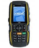 Sonim ECOM INSTRUMENTS Ex-Handy 08 HSPA Zone 2 Yellow