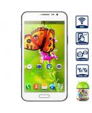 Jiake JIAKE G910 Android 4.2 Phablet Unlocked Phone with 5.0 inch WVGA Screen MTK6572 Dual Core Dual Camera
