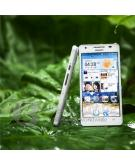 Honor HUAWEI Honor 3 Outdoor 4.7inch IPS HD Screen IP57 Waterproof Dustproof Scratchproof Quad Core Hisilicon K3V2E 1.5GHz Smartphone 2GB/8GB Android 4.2 OS 3G/GPS - White 8GB