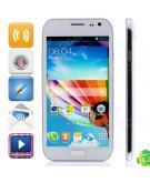 M Pai M Pai i9500+(i9500) MTK6582 Quad-core Android 4.2.3 WCDMA Bar Phone w/ 5.0