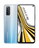 Vivo iQOO Z1 5G CN Version 6.57 inch FHD plus 144Hz Refresh Rate NFC Android 10 4500mAh 48MP AI Triple Rear Camera 6GB 128GB Dimensity 1000 plus Blue