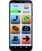 Motorola Senioren Smartphone 64GB