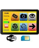 Archos Senioren Tablet met sounddock Wifi / 4G