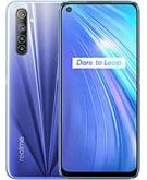 Realme X3 IN Version 6.6 inch FHD plus 120Hz Refresh Rate 4200mA Android 10 64MP Quad Rear Camera 6GB 128GB Snapdragon 855 Plus 4G Blue