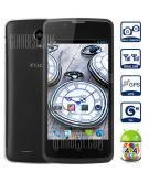 Zopo ZOPO ZP590 Android 4.4 3G Smartphone with 4.5 inch QHD Screen MTK6582 1.3GHz Quad Core 4GB ROM GPS Dual Cameras 4GB