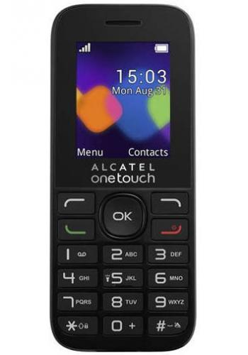 Alcatel 10.16 Dual SIM Volcano Black