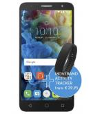 Alcatel POP 4 PLUS - BLACK - 5.5 INCH - DUAL SIM - MET GRATIS MOVEBAND