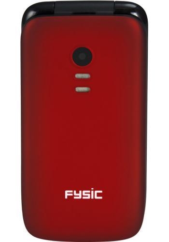 Fysic FM-9710 (Senioren) Rood