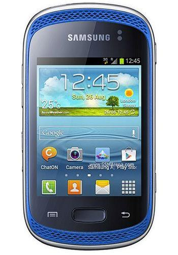 Galaxy Music GT-S6010 Blue