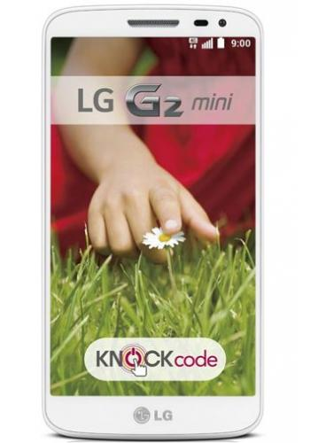 LG G2 Mini LTE-A White