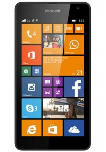 Microsoft Lumia 535 WP 8.1 8GB Single-Sim Black