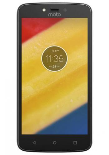 Motorola Moto C Plus 16 GB Black