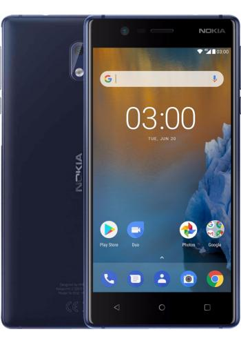 Nokia 3 Single SIM blue
