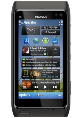 Nokia N8-00 Grey