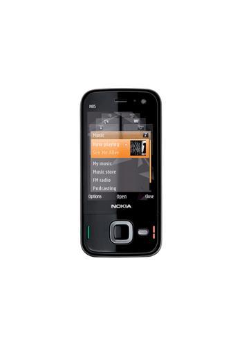 Nokia N85 Cherry Black