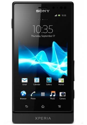 Sony Xperia Sola Black