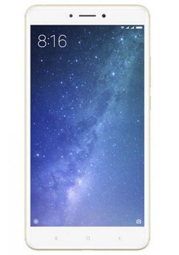 Xiaomi Official Global ROM Xiaomi Mi Max2 4GB 64GB Smartphone - Gold 4GB