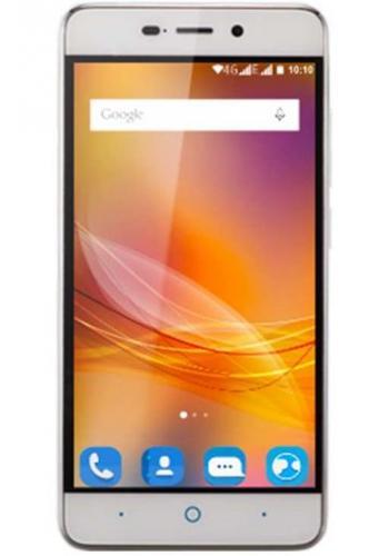 ZTE 5 inch LTE Dual-SIM smartphone Android 5.1 Lollipop 1 GHz Quad Core Wit